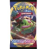 Pokémon Schwert & Schild 01 Booster