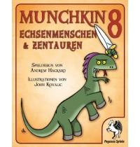 Pegasus - Munchkin 8 Echsenmenschen und Zentauren