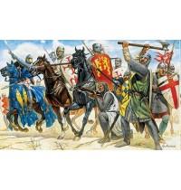 Italeri - 1:72 Die Kreuzritter 11. Jahrhundert