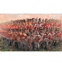 Italeri -1:72 Napol.Kriege - Brit.Infanterie 1815