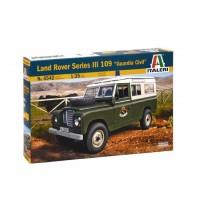 Italeri - Land Rover 109 Guardia Civil 1:35