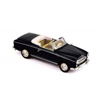 1/87 Peugeot 403 Cabrio 1957 schwarz  Norev