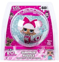 Spin Master - CGI LOL Doll Sphere Tin Puzzle