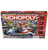 Hasbro - Monopoly Gamer Mario Kart