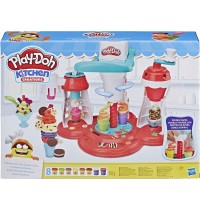 Hasbro - Play-Doh - Super Eiscreme Maschine