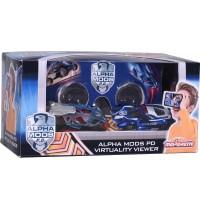 Majorette - Series 2 - Alpha Mods P.D. Virtuality Viewer plus 2 cars