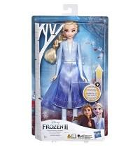 Hasbro - Die Eiskönigin 2 - Lichtzauber Elsa
