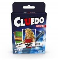 Hasbro - Cluedo Kartenspiel