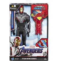 Hasbro - Avengers TH Power FX 2.0 Iron Man