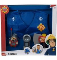 Simba - Feuerwehrmann Sam - Feuerwehr Einsatzset