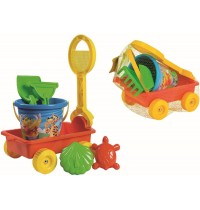 Simba - Sandwagen gefüllt