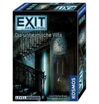 KOSMOS - EXIT - Das Spiel - Die unheimliche Villa