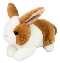 Teddy-Hermann - Bauernhof - Hase sitzend braun-weiß 18 cm