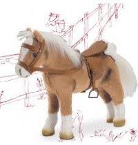 Pferd Haflinger Götz Puppenmanufaktur
