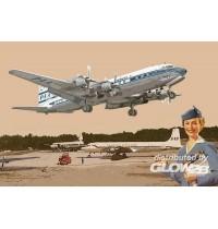 1/144 DC-7C Pan American - Hersteller: Roden