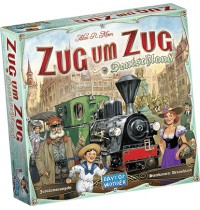 Days of Wonder - Zug um Zug Deutschland