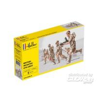Heller Classic - BRITISCHE INFANTERIE