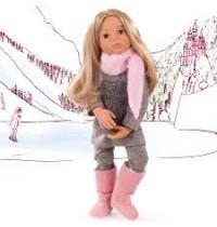Emily, 50cm, blond Götz Puppenmanufaktur