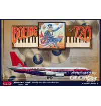 1/144 Boeing 720 Elton John - Hersteller: Roden