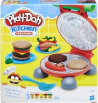Hasbro - Play-Doh Burger Party