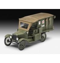 Revell - Model T 1917 Ambulance