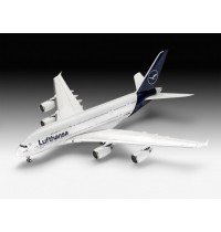Revell - Airbus A380-800 Lufthansa New