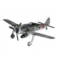 Revell - Fw190 A-8 Sturmbock