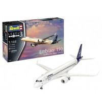 Revell - Embraer 190 Lufthansa New