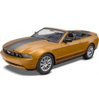 Revell-Monogram - 2010 Ford Mustang Convertible