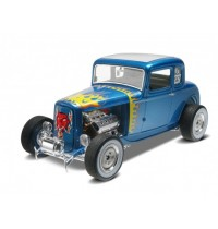 Revell-Monogram - 32 Ford 5 Window Coupe
