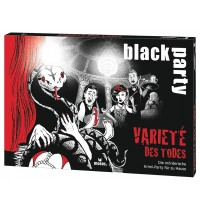 BlackParty-Variete des Todes