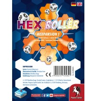 HexRoller: Hexpansion 1 Erw.