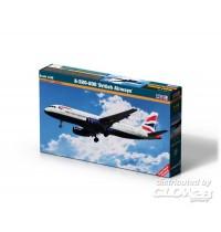 1/125 A-320-200 British Airw Hersteller: Mistercraft