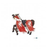 PAPO Ritter - Pferd des Drachenkönigs, rot