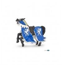 PAPO Ritter - Pferd des Drachenkönigs, blau