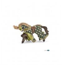 PAPO Ritter - Pferd des Waffenmeisters Drache