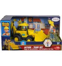 Dickie Toys - Bob der Baumeister Action-Team Baggi