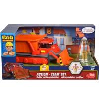 Dickie Toys - Bob der Baumeister Action-Team Buddel