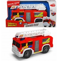 Dickie Toys - Action Series Fire Rescue Unit