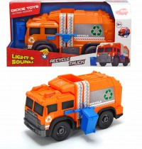Dickie Toys - Action Series Recycle Truck