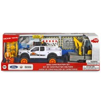 Dickie - PlayLife - Road Construction Set