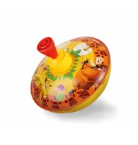 Bolz - Blechspielzeug - Brummkreisel König der Löwen 13 cm, Display