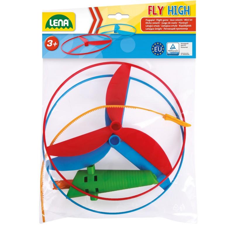 Lena - Flugspiel 2 Rotoren
