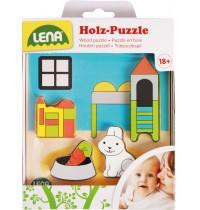 Lena - Holzspielzeug - Holzpuzzle Kinderzimmer