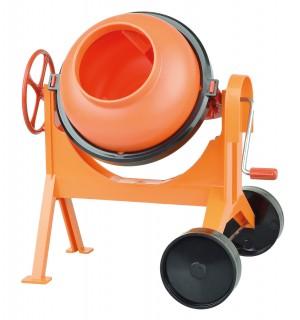 Lena - Betonmischer, orange, lose