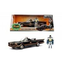 Batman 1966 Classic Batmobile 1:24  Jada   Simba-Dickie
