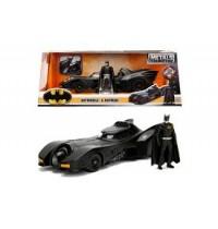 Batman 1989 Batmobile 1:24  Jada   Simba-Dickie