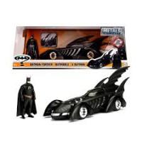 Batman 1995 Batmobile 1:24  Jada   Simba-Dickie