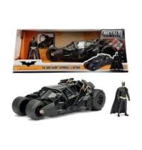 Batman The Dark Knight Batmob 1:24  Jada   Simba-Dickie