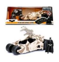 Batman Tumbler Batmobile Camo 1:24  Jada   Simba-Dickie